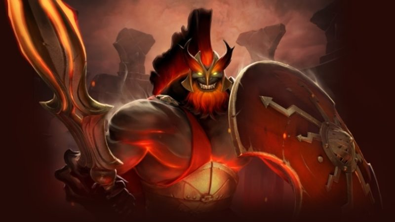 Mars is the last released Dota 2 hero which is still amazingly popular.