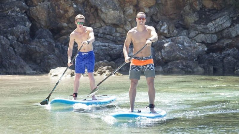 Select your paddleboard wisely for a fun ride