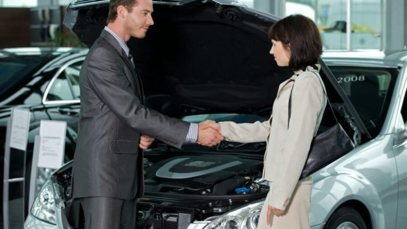 Why is the process of buying a car different from any other purchase?