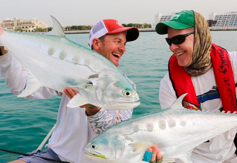 Here Are The Things To Know If You Are Going On A Fishing Trip in Dubai