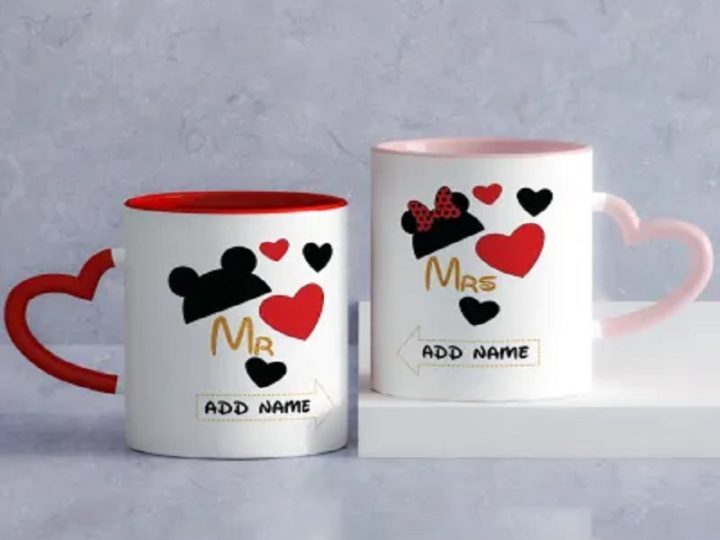 Find A Wide Variety Of Uniquely Designed Customised Mugs Online