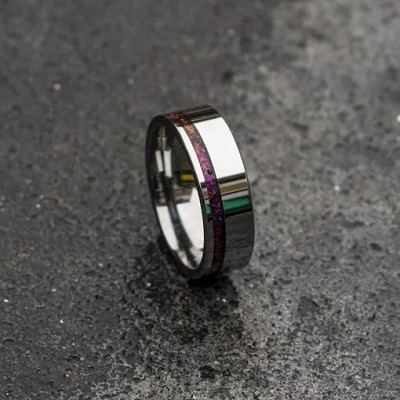 Factors to consider when you are purchasing men's wedding band