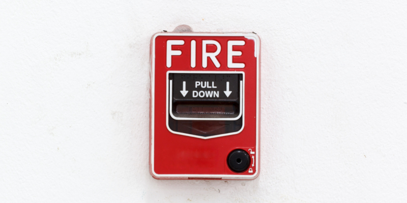 Selecting the right fire alarm system for my office