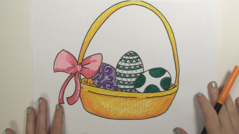 How to Use Easter PNG image for Your Project