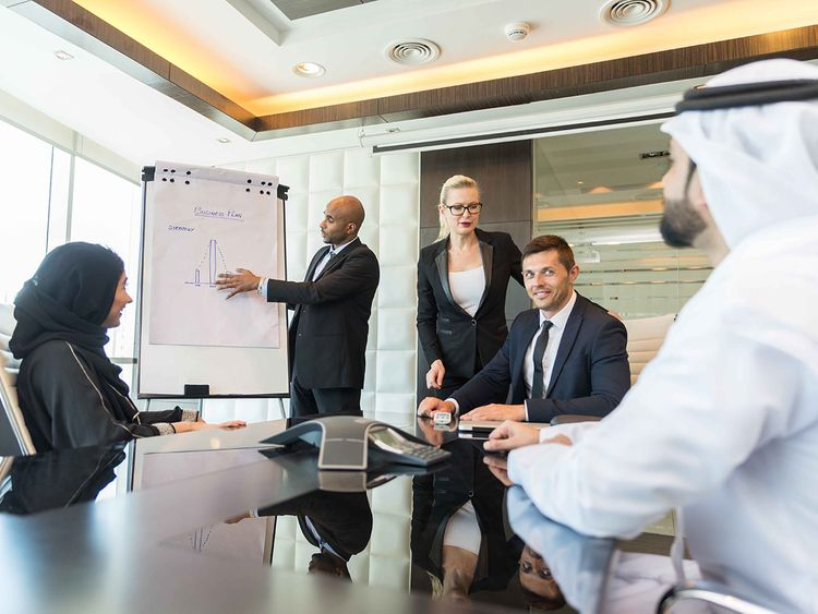UAE CORPORATE BANKING: EVERYTHING YOU NEED TO KNOW.