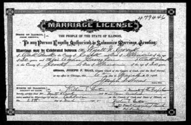 Important details about a marriage license