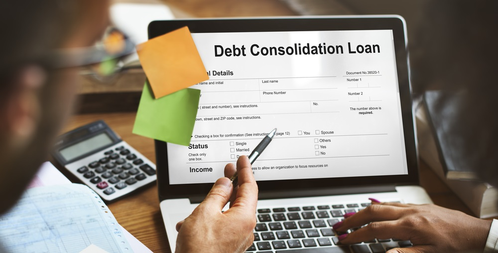 Debt consolidation loans in New York