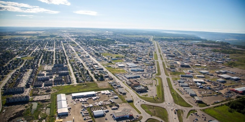 Are Oil and Natural Gas Transforming Fort St. John Economically?