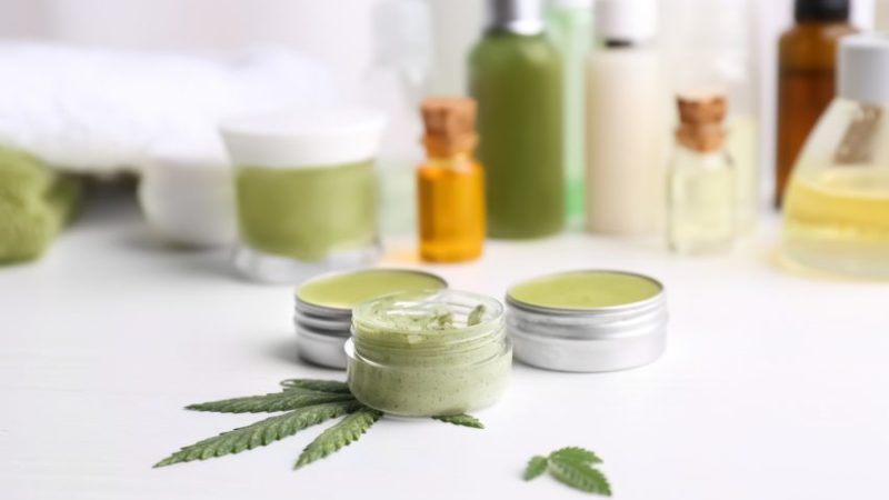 CBD Skincare Products