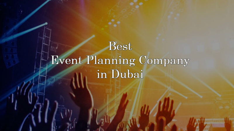 Country Wide Events – Event Planning Company in Dubai
