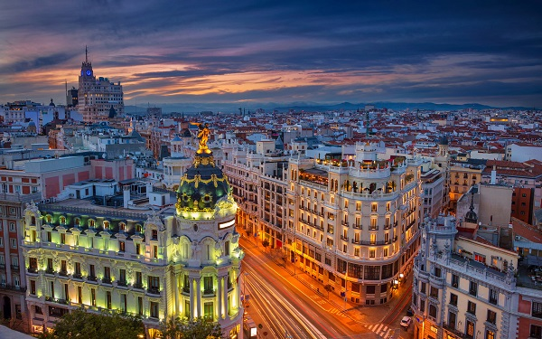 What Are Walking Tours In Madrid?
