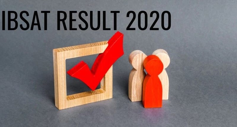 How and where to check IBSAT selection Result?