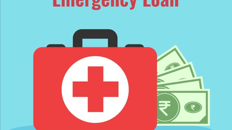 What is Meant by Emergency Loan?