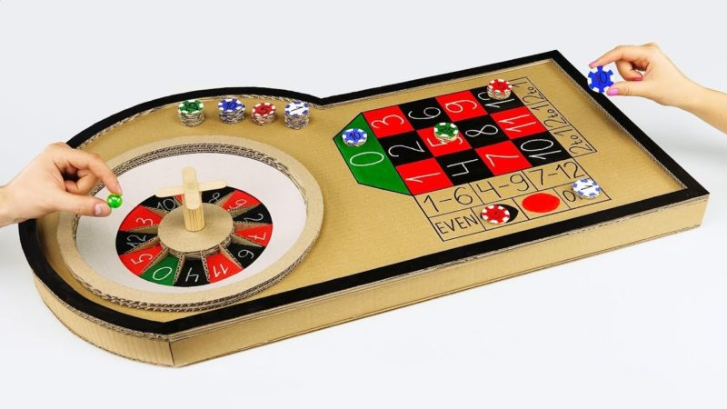 Mini Roulette casino game