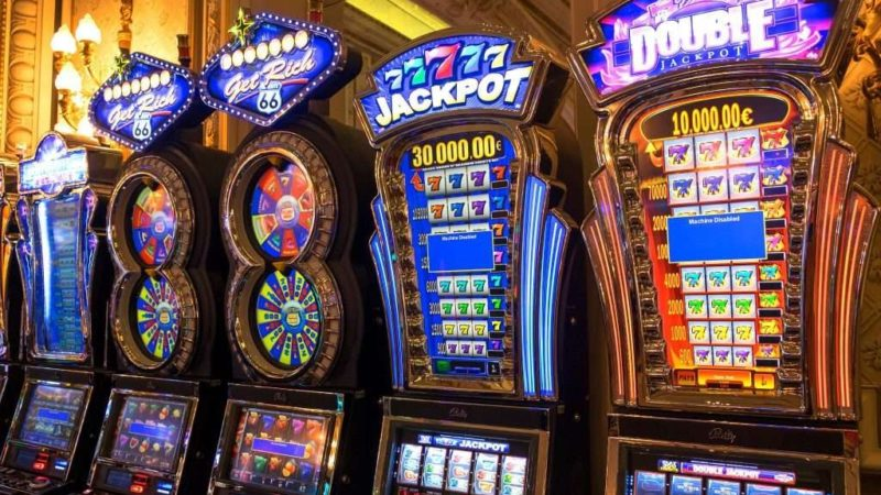 Looking Into Pennsylvania Slots at Parx Casino