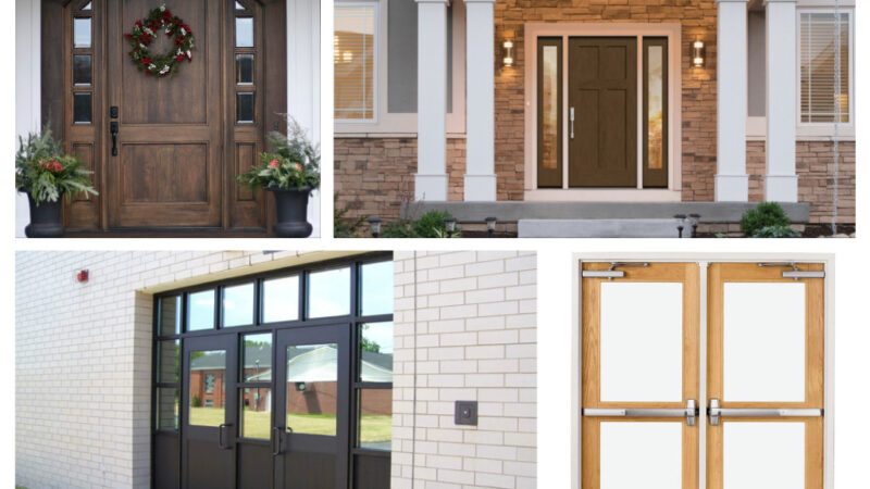 When to Consider Commercial and Residential Door Replacement